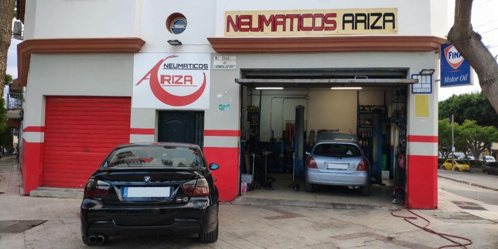 Neumaticos Ariza